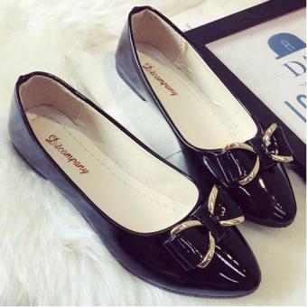 Giày nữ dễ thương cực xinh duyên dáng - 152 (Đen)
