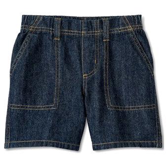 Quần short jeans bé trai Circo (xanh đen)