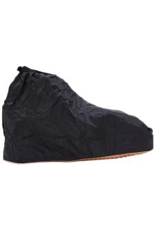 LALANG Men's Waterproof Rain Shoes Cover (Black)