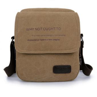 Túi vải đeo chéo thời trang DT1410