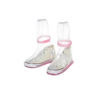 Giày đi mưa cao cổ chống trơn trượt - Siêu bền - Size XL