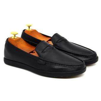 Giày Lười Nam Cao Cấp Antoni Fernando - AF-362-4-Đen