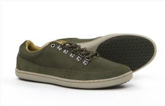 Giày nam thời trang ANANAS 20123 (Xanh rêu)