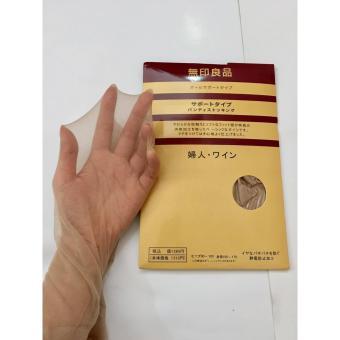 Bộ 2 quần tất (vớ) nữ Nhật Bản MNB160A (da, đen)