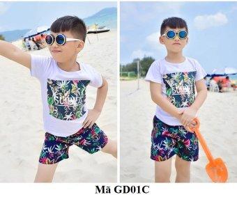 Quần đi biển Trẻ em GD01CQ-M
