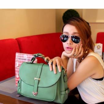 Túi xách thời trang BOTUSI 9(XANH)