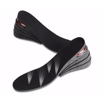 Lót giày tăng chiều cao không khí nguyên bàn 4 lớp cao 8cm
