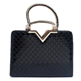Túi nữ Luxury Happy F MS.160 (Đen)