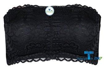 Combo 2 áo lót ống nữ ren cách tân Giá Tốt 247 (Đen)