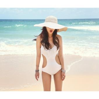 Mũ cói đi biển rộng vành, mát, thời trang Chipxinhxk