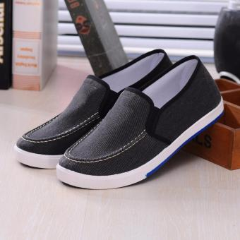 Giày Mọi vải GM016 , thời trang Azado