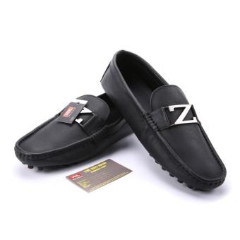 Giày lười nam da thật cao cấp Da Giày Việt Nam VNLMO90A87D