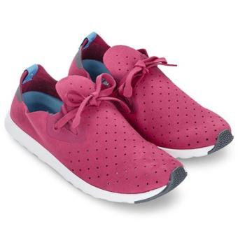 Giày Sneaker Nữ APOLLO MOC (Đỏ Dâu Rừng Trắng)