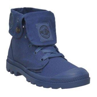 Giày thời trang unisex Palladium 73116-423-M (Mono Xanh)