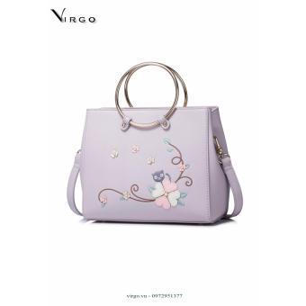 Túi xách thiết kế Just Star Flowers VG179