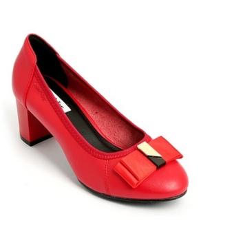 Giày cao gót SJ0010 (Đỏ)