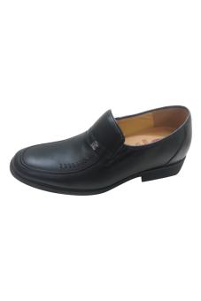 Giày tăng chiều cao cho nam ADAM AD0041 (Đen)