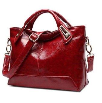Túi xách nữ da cao cấp TX6969-28-2A3 (Đỏ)