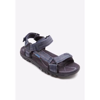 Giày sandals Geox U S.Strada WF A (Xanh Navy)