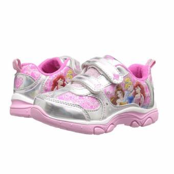 Giày thể thao bé gái Disney Princess Light-Up Sneaker Full Box