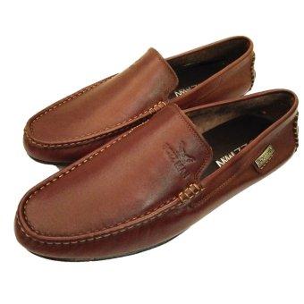 Giày lười da thật kiểu dáng đơn giản thanh lịch AD8810N