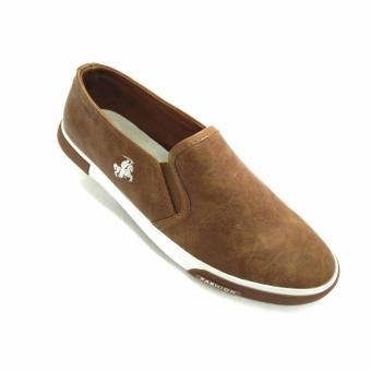 Giày lười da mềm kiểu dáng trẻ trung AD126N