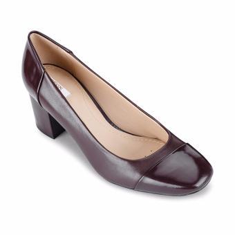 Giày cao gót D N.SYMPHONY M.C (Đỏ hồng)