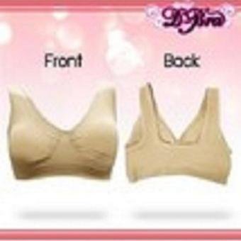 Áo ngực định hình không gọng D-BRA size :S (Da)+ Tặng kèm 1 quần lot free size