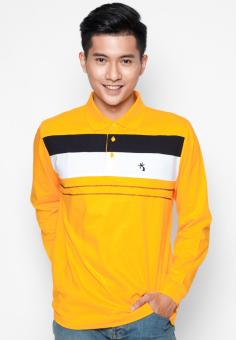 Áo Polo OASIS Thái Lan MPL0646 (Vàng)