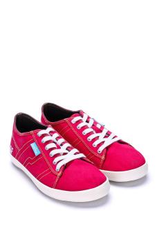 Giày vải QuickFree PAN Nữ G140204-011 (Đỏ sậm)