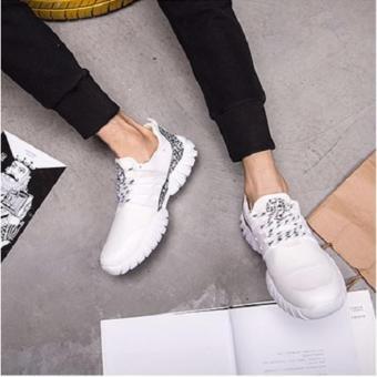 Giày sneaker thời trang nam Globallink - GN0001W