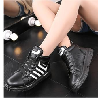 Giày Thể Thao Nữ Thời Trang Bomdo - BGTT111 (Đen)