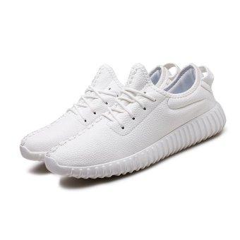 Fashion Men Casual Shoes Skateboard Shoes Sneakers Flat Shoes Fashion Shoes - intl