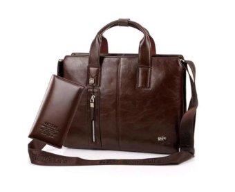 Bộ túi xách nam công sở và ví cầm tay