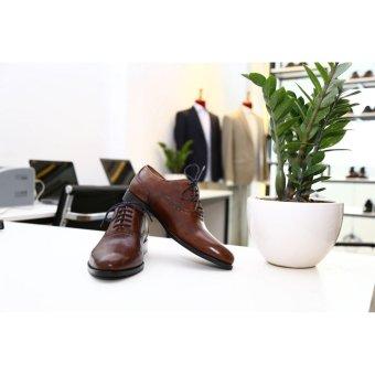 Giày công sở nam cao cấp đế cao su