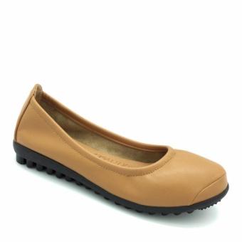 Giày búp bê Carlo Rino 333020-193-25 (vàng nâu)