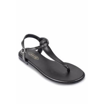 Giày Xăng Đan JANVID L057 (Đen)