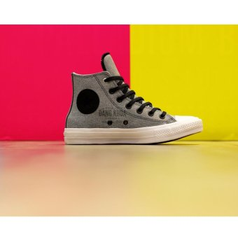Giày Converse Chuck II Two-Tone Leather 154026 (Xám)