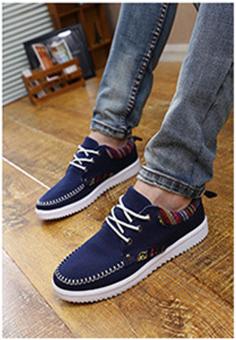 Giày Sneakers Thời Trang Zoma S1057 (Xanh)