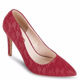 Giày Cao Gót Lozido - L044 (Đỏ)