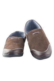 Giày thời trang Prazenta GP70 (Nâu)
