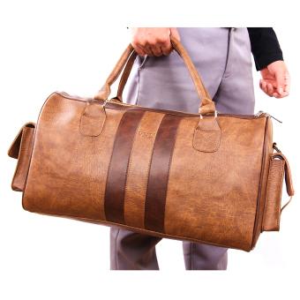 Túi xách du lịch da Giày Da Miền Trung TXDL123B-1 ( Bò )