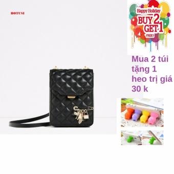 Túi xách nữ đeo chéo Vxh+kèm quà khi mua 2 sp
