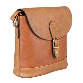 Túi đeo chéo nữ da năng LATA HN25 (Da bò đậm)
