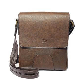 Túi đeo chéo LATA TN03 (Da nâu)