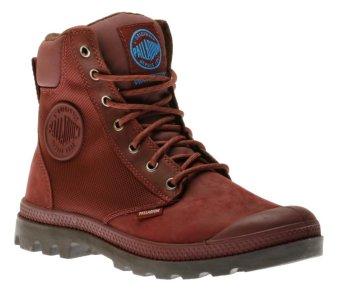 Giày thời trang unisex Palladium 93087-612-M (Nâu Đỏ)