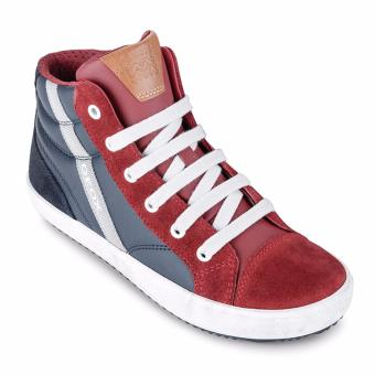 Giày sneakers trẻ em J ALONISSO B. B (Xanh & Đỏ)