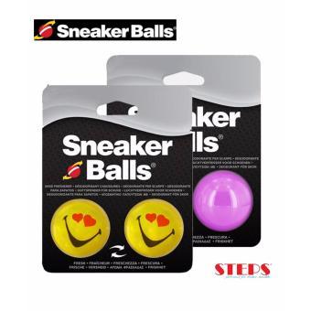 Bóng thơm khử mùi giày, kháng khuẩn Sneaker Balls heart W HH-2074