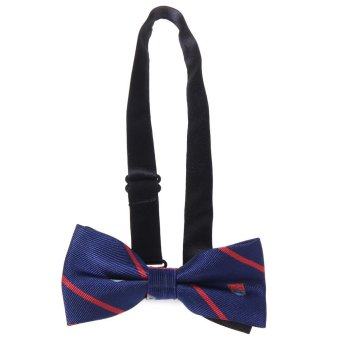 Stylish Double-Deck Bow Tie for Formal Dress 10 - Intl