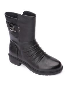 Giầy boot da nữ, hiệu Aokang hàng mới 100%, size 35 mã 15292315135